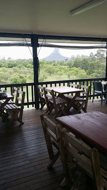 Photo courtesy of the Glass House Mountains Lookout Cafe