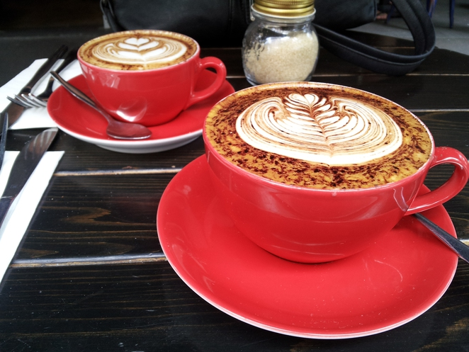 Gypsy Espresso Cafe Coffee Potts Point cappuccino mocha