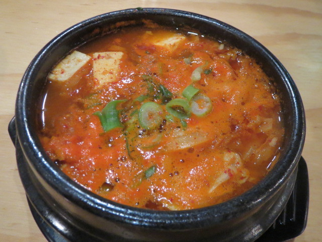 Han Cook, Welland, Kimchi Pork Hot Pot, Adelaide