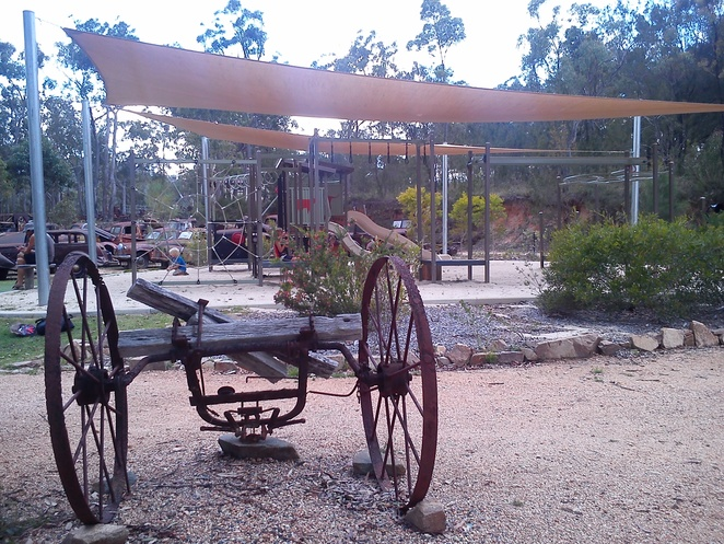 historic village herberton, playground, things to do near Cairns, outdoor museum, vintage vehicles, collectibles and antiques