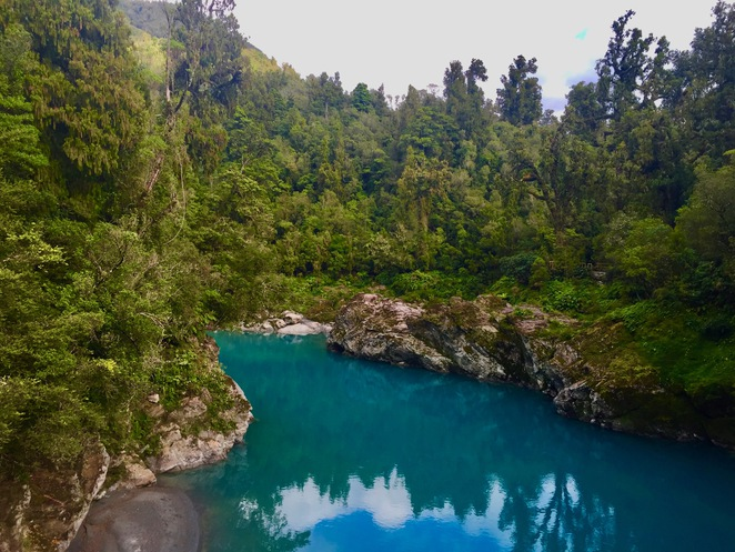 Hokitika, Gorge, New Zealand, West Coast, Walk