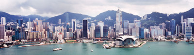 hong kong skyline (source: Marriott Hotel website)