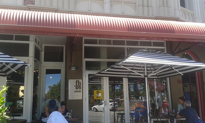 il cibo, fremantle, cafe