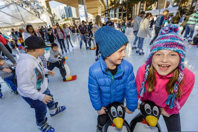 Kids, Family, Cool Yule Darling Harbour, Cool Yule 2016, Cool Yule School Holiday Program, School Holiday Activities