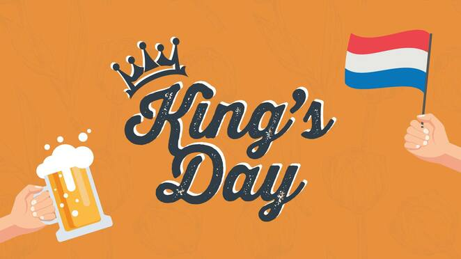 king's day 2019, community event, fun things to do, the wharf hotel, dutch celebrations, koningsdag 2019, food and drink specials, dj eats, party, dutch street food, hot dutch apple genever, heineken happy hour, amsterdam radio, face painting, koekhappen, orange outfit competition, dutch gift hamper, proost