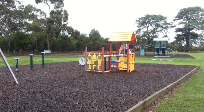 Kingston Park Playground Ocean Grove