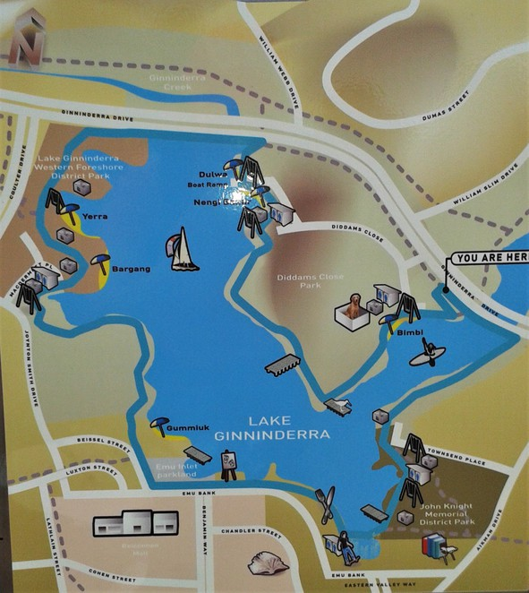 lake ginninderra circuit walk, best pram walks, canberra, belconnen, ACT, prams, walking, cycling,