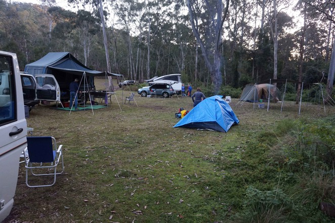 Manna Gum Camp Ground