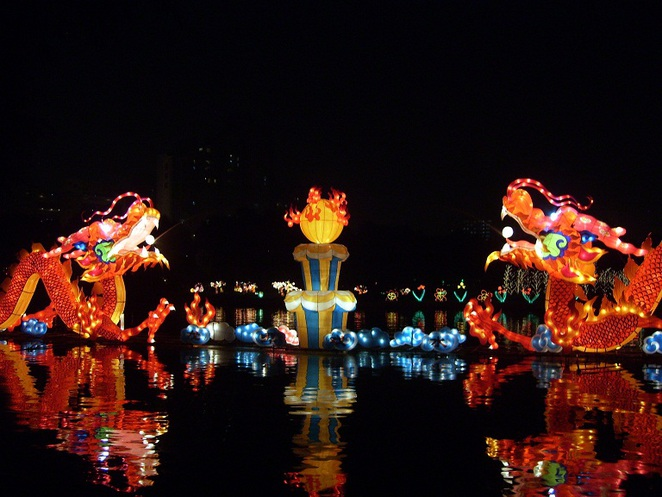 Mid-Autumn Festival in Beijing