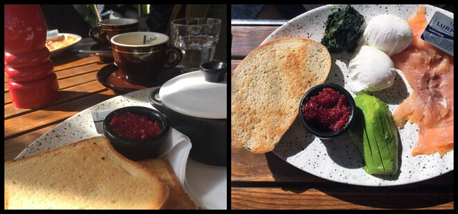 Middle Head Cafe, Mosman, Breakfast, Lunch, Sandwiches, Coffee, Tea, Soup, French, Baguette, Eggs, Salmon, Quiche, Salad
