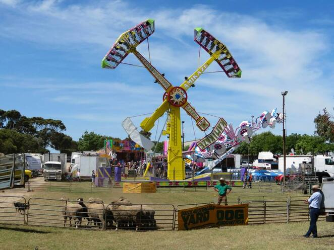 murray bridge, show, spring, 2019, kids, family, agricultural