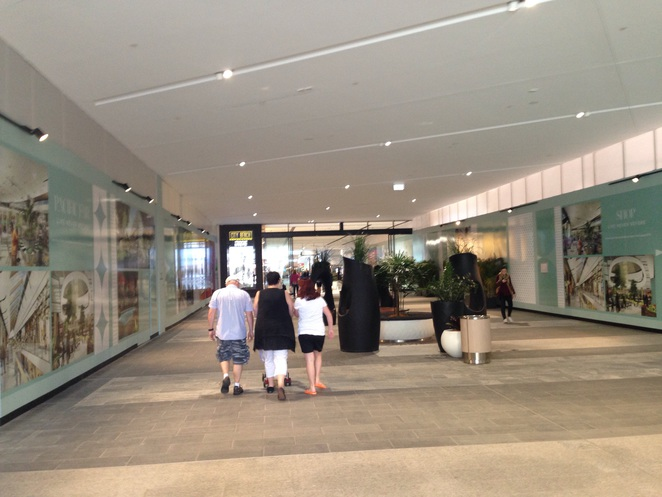 Pacific fair, Gold Coast shops, new south west mall, pacific fair redevelopment, shopping on the Gold Coast, Coles, Broadbeach, retail