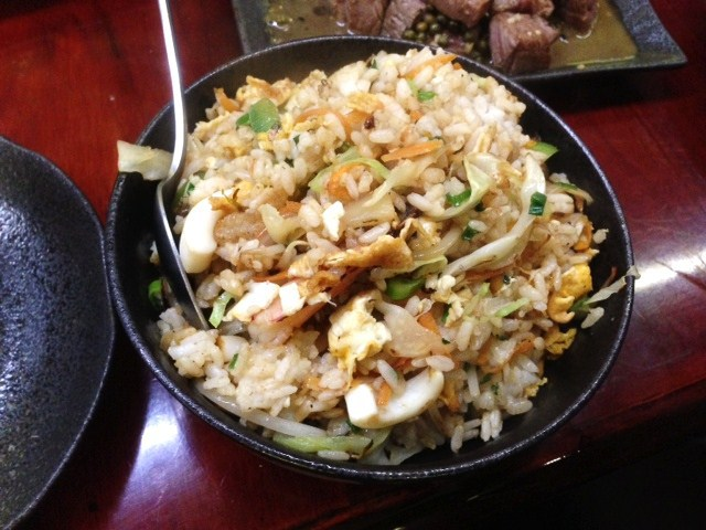 Seafood Special Fried Rice