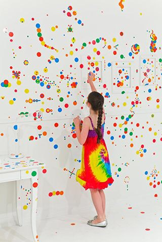 QAGOMA, The Obliteration Room