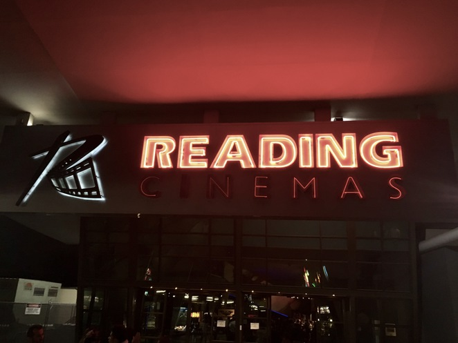 Reading Cinemas, Auburn, Readin Cinemas,