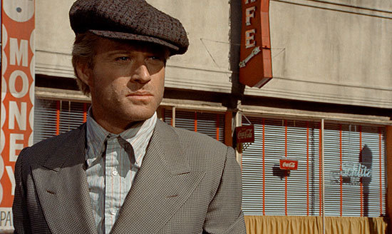 Robert Redford The Sting SMSA Classic Film Nights Weekend Notes Sydney