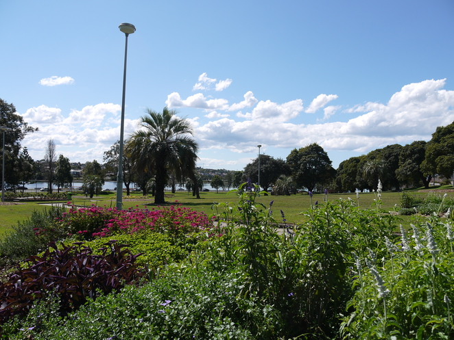 robson park, iron cove, the bay run, iron cove bay, parks, fun for kids, free, parks in Haberfield