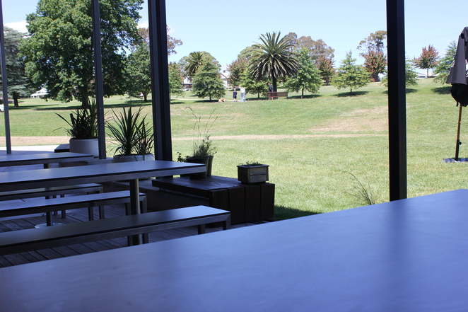 saltbush kitchen, cafe, coffee, ballarat, eureka, brunch, lunch, cakes, history, kids,
