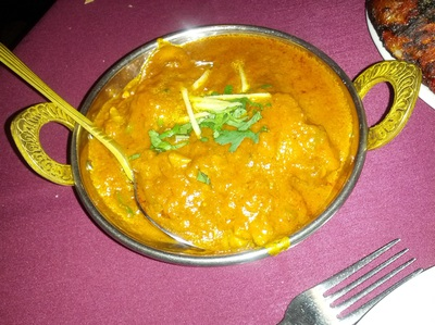 Sangam Chix Curry