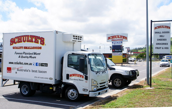 Schulte's does home delivery in the Lockyer Valley, Ipswich and Toowoomba