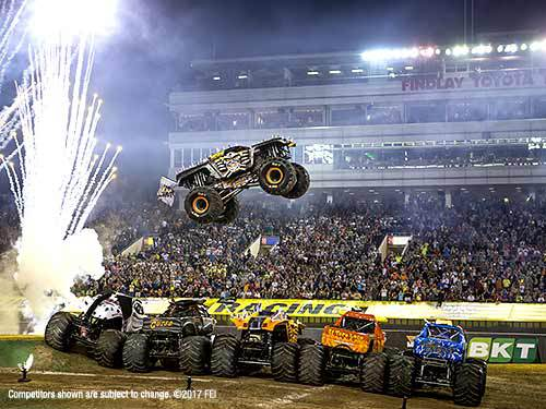 monster jam sydney pitpass gurmit - photo#14