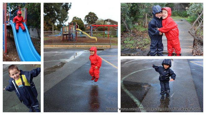 splish splash rainwear