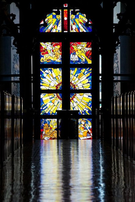 St Paul's Cathedral processional doors