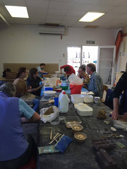 Studio Potters, Classes, Fun, Activities, Social, Clay, Pottery, Adelaide, SA, Skill, Hobby, Activity