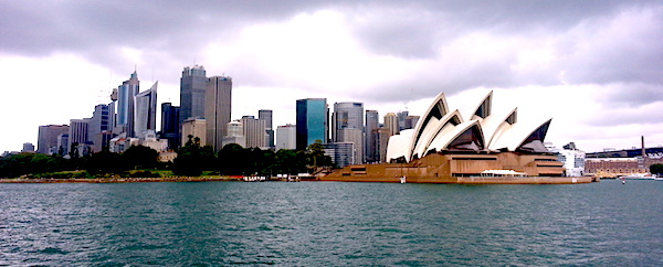 Sydney Harbor, Opera House, Australia, NSW capital city, down under, opera, architecture