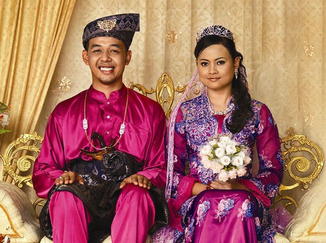 Wedding Gift For Bride Malaysia : three weddings and a cook, migration museum, malaysia, wedding, poh ...