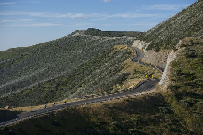 Victoria's Best Road Trips, Great Alpine Road