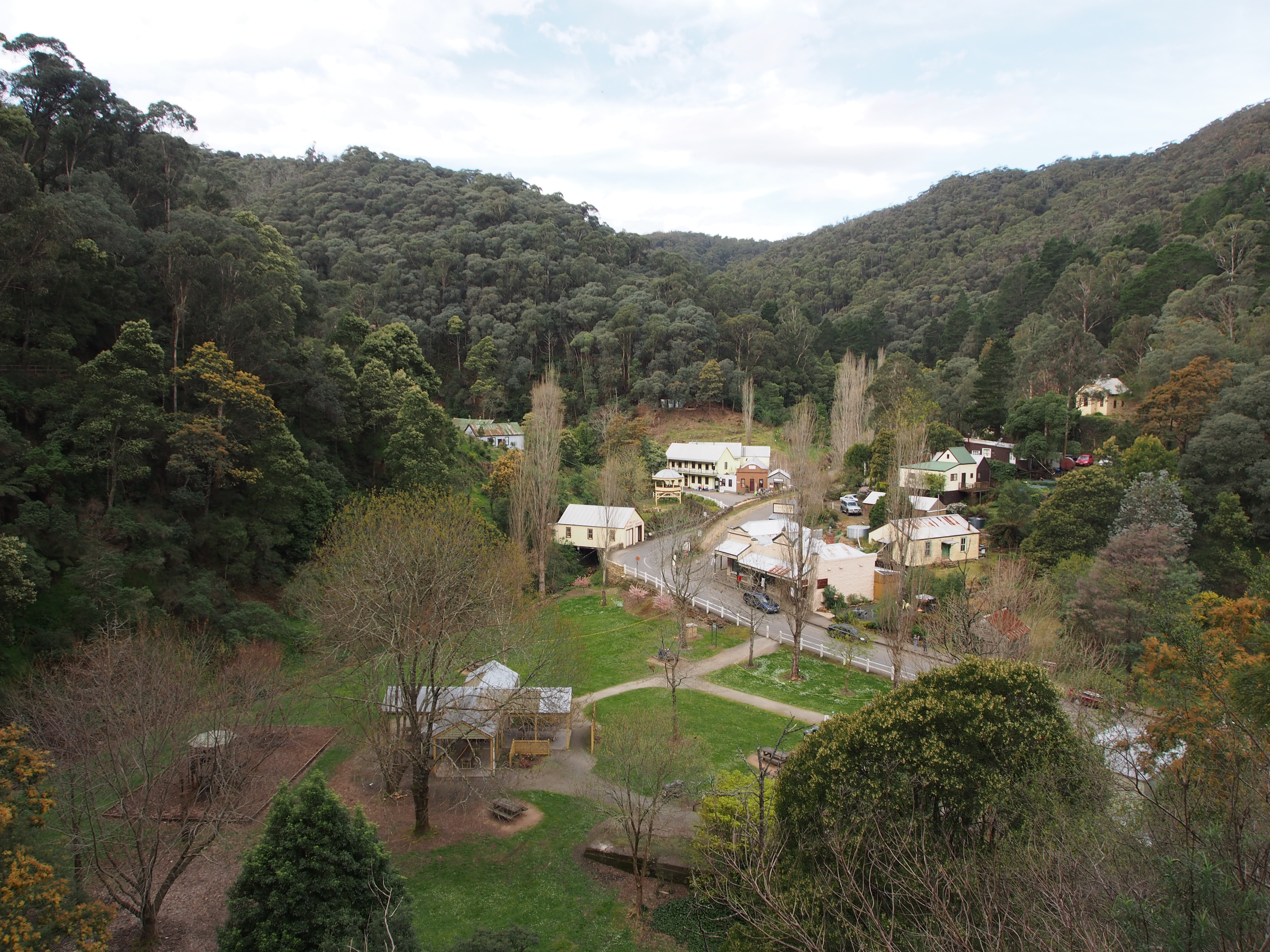 how to get to walhalla victoria