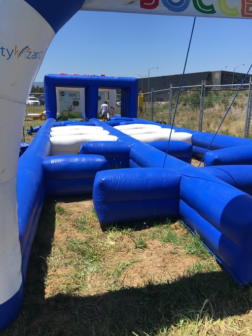 water park, inflatable world, inflatable water fun, water fun park, water slides, soccer stars, summer fun for kids, summer school holidays melbourne, swimming melbourne, outdoor pools melbourne
