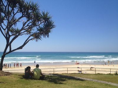 Wonderful Coolum Beach