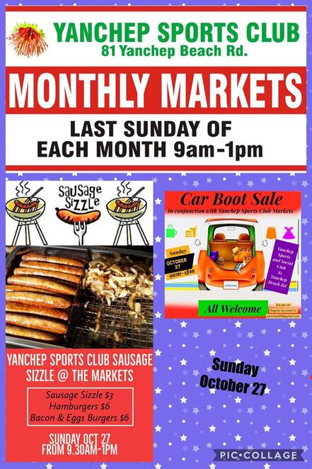 Yanchep Market and Car Boot Sale
