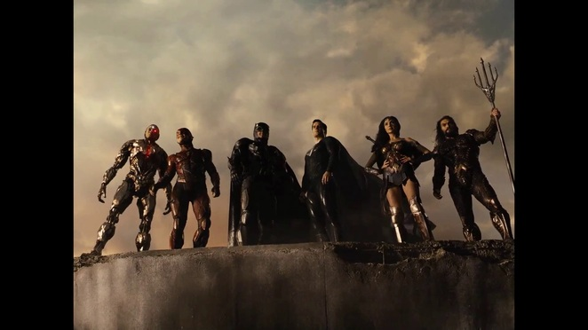 zack, snyder, justice, league, review