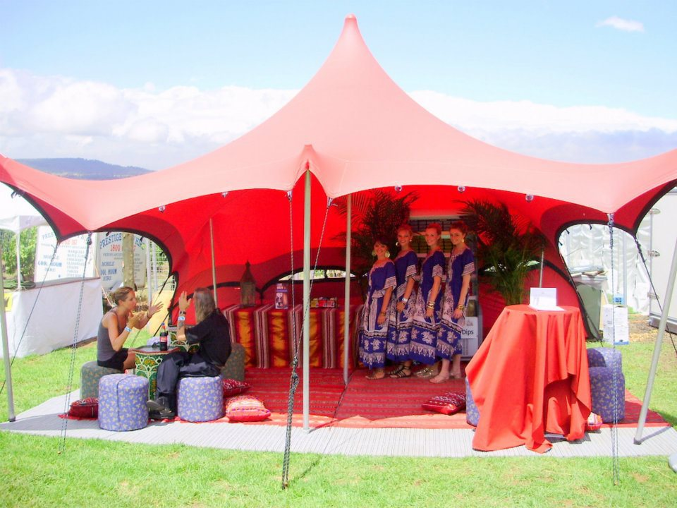 large image : freeform tents - memphite.com