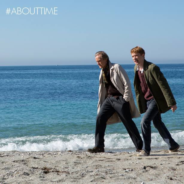 About Time Bill Nighy Domhnall Gleeson