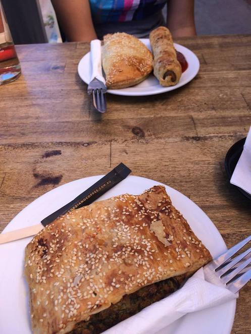 Adelaide, Bakeries, Cafes, The Rolling Pin, Patisserie, Magill, Eastern Suburbs, Tranmere, Arthur Street, Pies, The Best Pies, South Australia, Vegan Options
