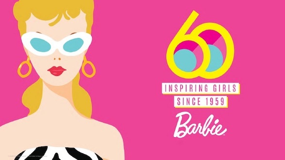 Its Barbies 60th Birthday
