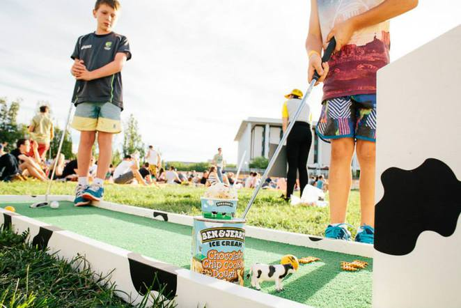 ben and jerrys openair cinema, canberra, ACT, movies, cinema, events, 2017,