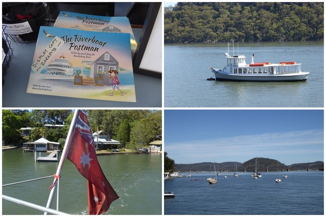 Brooklyn, NSW, Boating, Riverboat Postman, Hawkesbury River, Cruise, Tourism, Touring the Hawkesbury, Lunch on the Hawksbury, Guided Touring