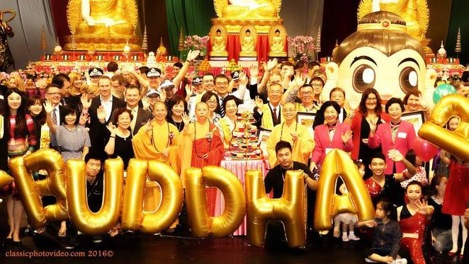 buddha day brisbane