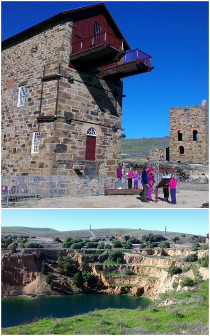 Burra Monster Mine, Burra Mine Site, Burra Heritage Passport