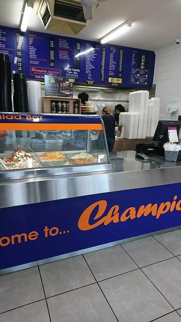 Champion Takeaway Christies Beach