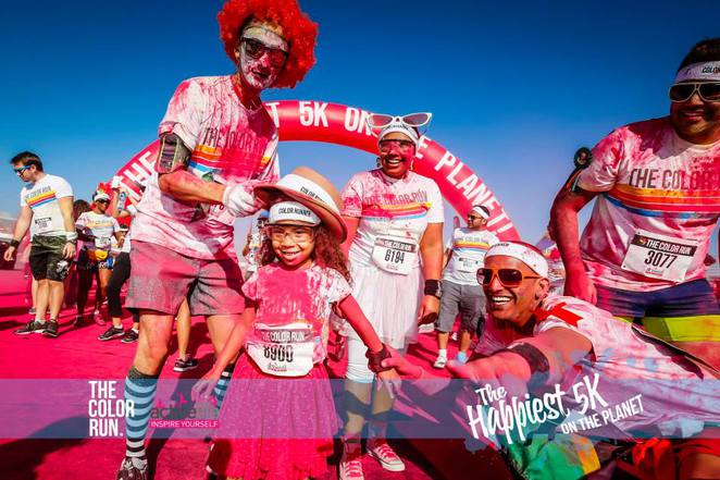 color run dubai