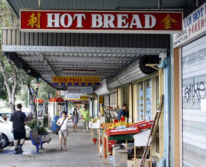 Vietnamese Shops in Darra