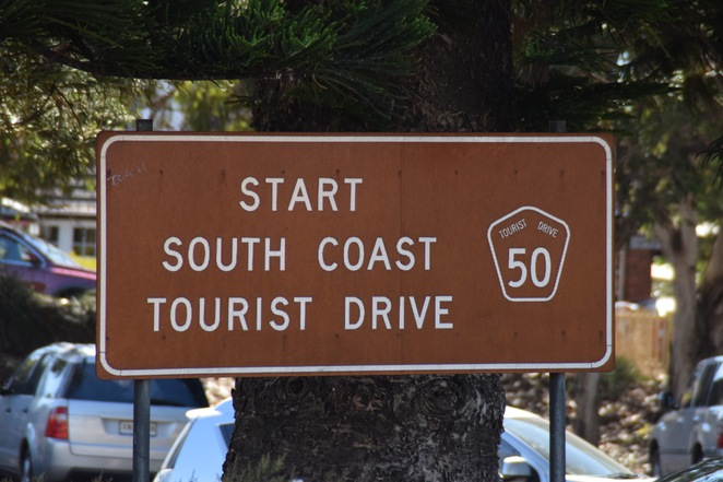 South Coast Scenic Drive 50, Tourist Drive 50, Murray Mouth and Coast Drive, Goolwa Wharf, Whale watching, Crows Nest Lookout, Flagstaff Hill Lookout, Port Elliot Bakery, Port Elliot Heritage Trail, Encounter Bikeway