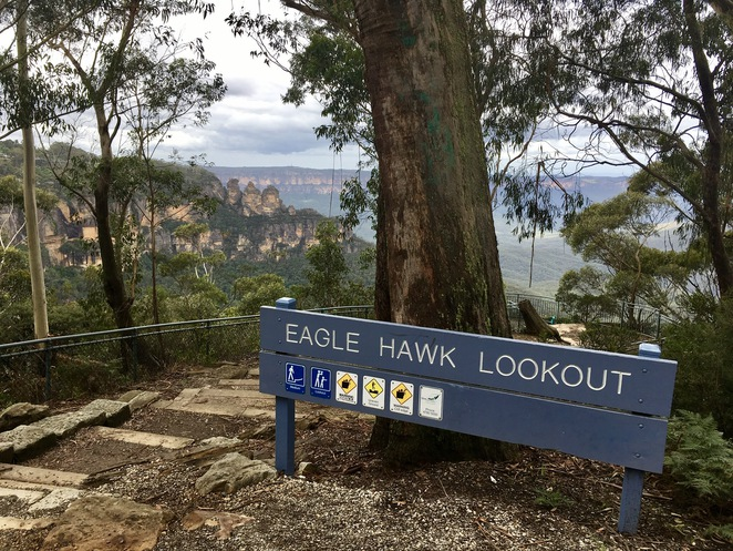 Eagle Hawk Lookout Katoomba, Three Sisters, Echo Point, Scenic World, Blue Mountains Lookouts, Jamison Valley, Jade Jackson Photography.
