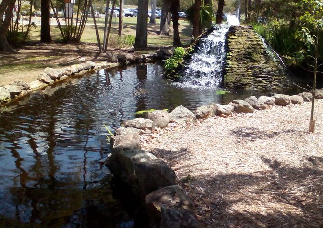 eprapah creek, fodder forrest, walking track, picnic area, play area, easy exercise